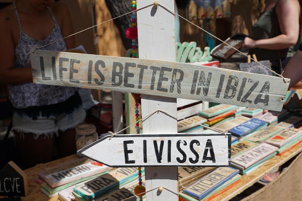 Het weer en klimaat op Ibiza, vakantie eiland nummer 1